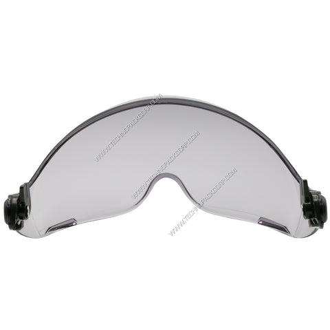 LS-EYE-SHIELD - Helmet/Hard Hat Mounted Retractable Eye Shield