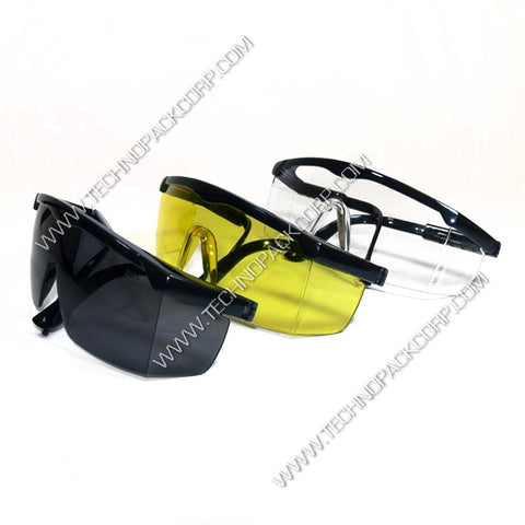 LS-278 -Safety Glasses with Side Shields