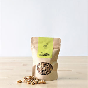 Zero Waste Organic Walnut Pieces
