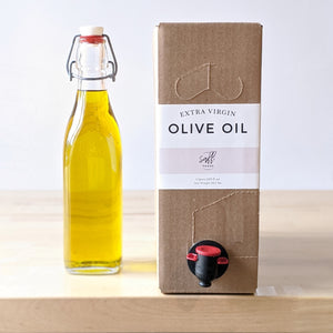 Bulk Extra Virgin Olive Oil (Multiple Sizes)
