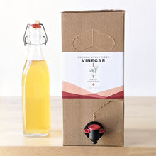 Load image into Gallery viewer, Bulk Organic Apple Cider Vinegar (3-Liter)