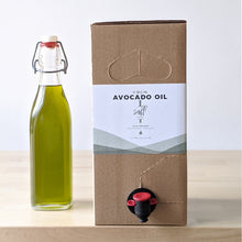 Load image into Gallery viewer, Bulk Cold Pressed Extra Virgin Avocado Oil (3-Liter)
