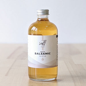 White Balsamic Vinegar (8oz)