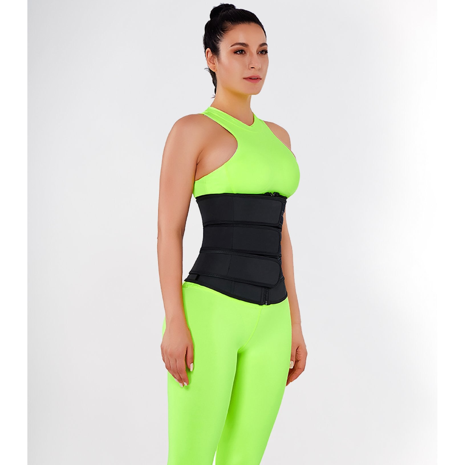 Bella™ Fit Noa - Three Belts Latex Waist Trainer