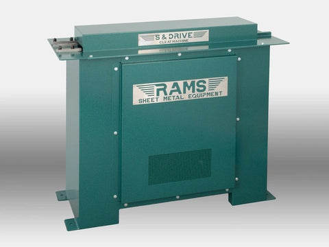 RAMS-2013 S & Drive Machine