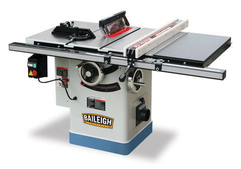 BAILEIGH RIVING KNIFE TABLE SAW TS-1040P-30