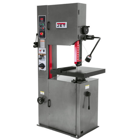 JET VBS-1610, 16 inch Metalworking Vertical Bandsaw 414485