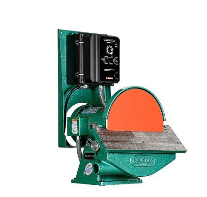 Burr King M12, 12 inch Disc Grinder, Variable Speed