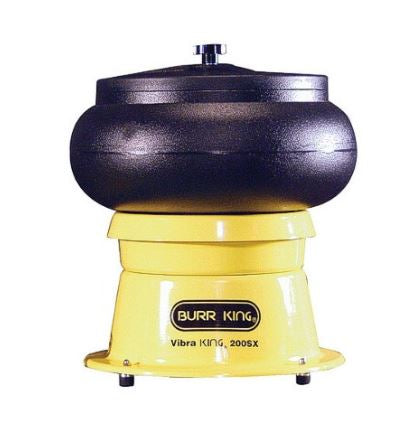 Burr King 20 quart Benchtop Vibratory Bowl