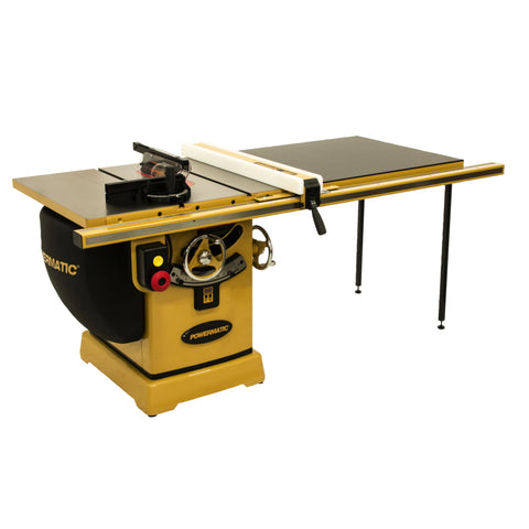 "Powermatic PM2000B table saw - 3HP 1PH 230V 50"" Rip Accu Fence"