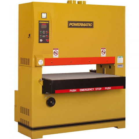 "Powermatic WB-43, 43"" Wide Belt Sander with DRO , 25HP 3PH"