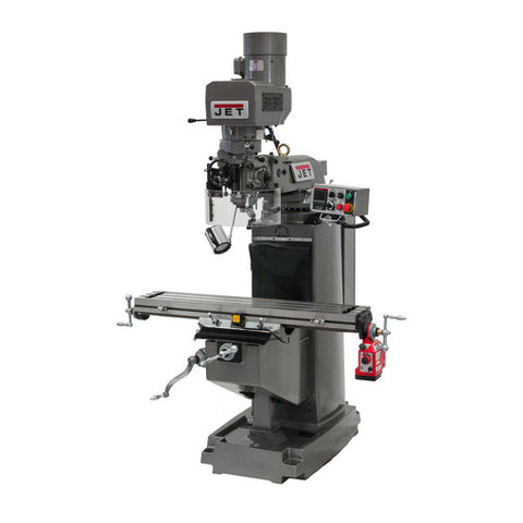 JET 690676 JTM-1050EVS2/230 MILL WITH 3-AXIS ACU-RITE MILPWR G2 CTRL