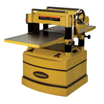 "Powermatic 209 20"" Planer 5HP 1Ph 230V"