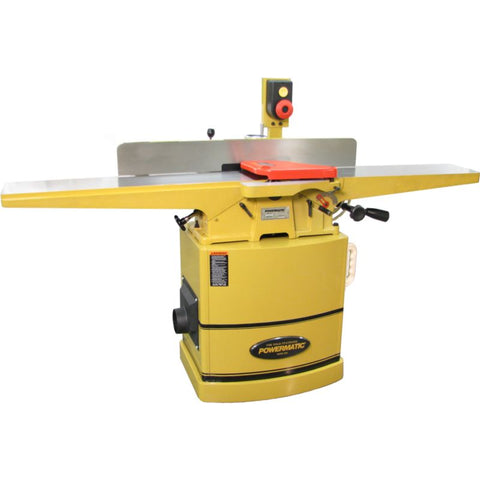 "Powermatic 60HH 8"" Jointer W/Helical Head"