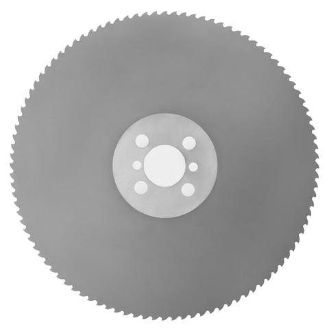 Baileigh Industrial - 130 Tooth Cold Saw Blade for CS-315EU SS Grind TICN Coated