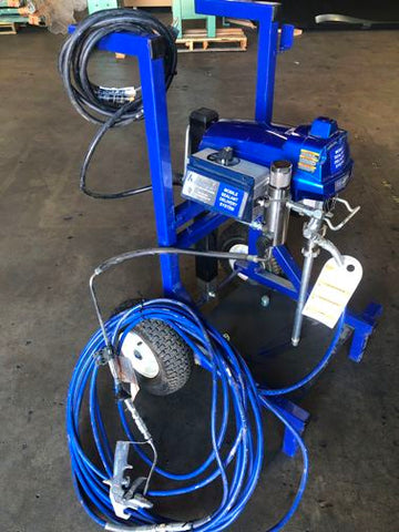 Used Hardcast Mobile Sealant System