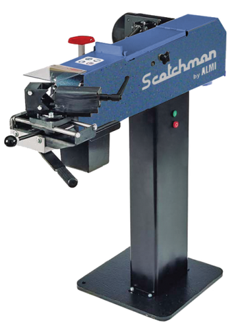 Scotchman Tube and Pipe Grinder Notcher AL100U-01