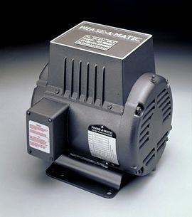 Phase-A-Matic Rotary Phase Converter 1 Horse Power R-1