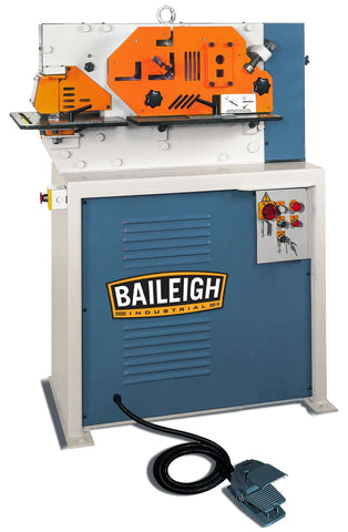 Baileigh 4 Station Hydraulic Ironworker SW-443