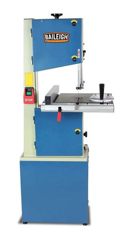 "Baileigh 12"" WOOD WORKING BAND SAW WBS-12"