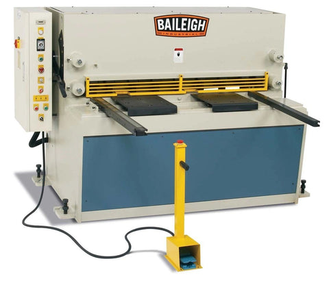 Baileigh Hydraulic Sheet Metal Shear SH-5203-HD