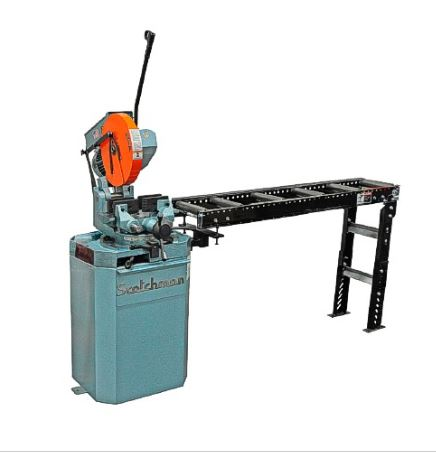 Scotchman Material Supply Track with Quick-Loc for CPO Saws