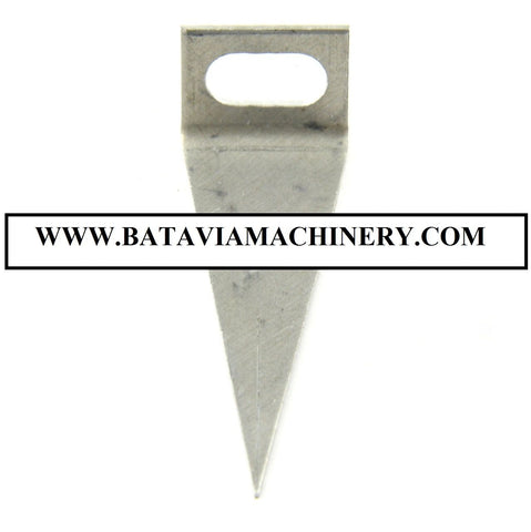Wilder Slitter Pointer for T Handle Backgauge