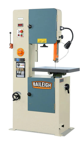 Baileigh Vertical Band Saw - BSV-20VS