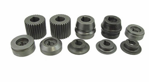 Optional Roll Package - 622 A,C,D,E,F ROLLS W/TURNING GAUGE