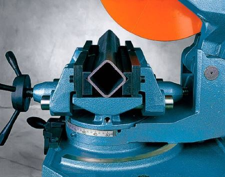 Square Tube/Diagonal Vise Jaws for Scotchman CPO350