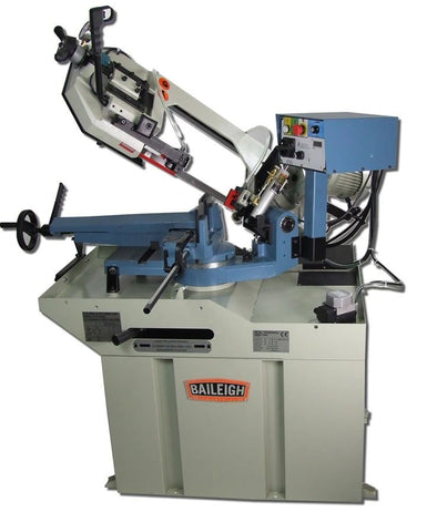 Baileigh Gear Driven Band Saw BS-260M
