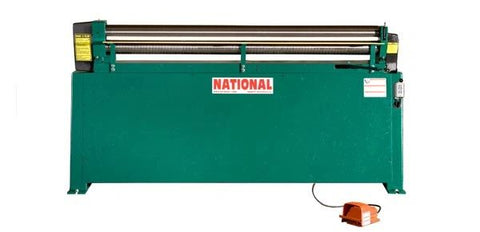 National Power Roll Machine Model NR4816