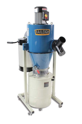 BAILEIGH CYCLONE DUST COLLECTOR DC-600C