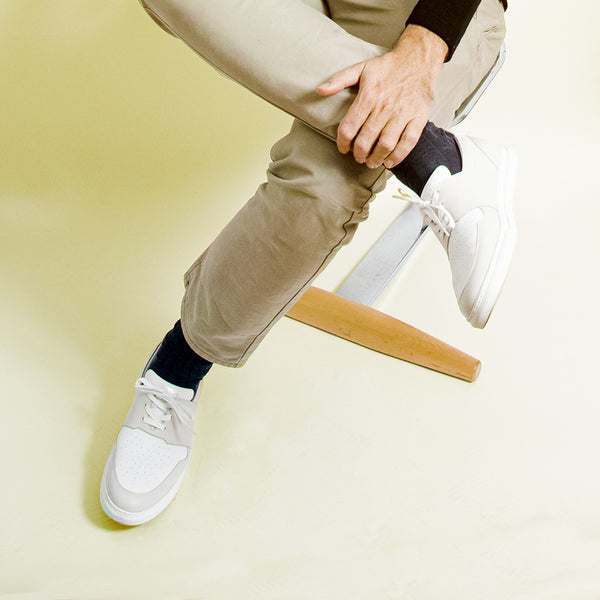 pierre-wearing-pyla-vanilla-sneaker-timothee-paris-big-size-picture