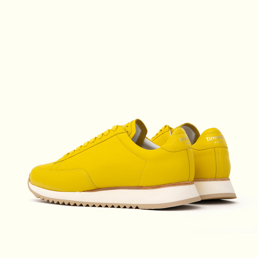 sneaker-cabourg-nappa-butter-yellow-timothee-paris-back-view-lifestyle-brand-small-size-picture-women