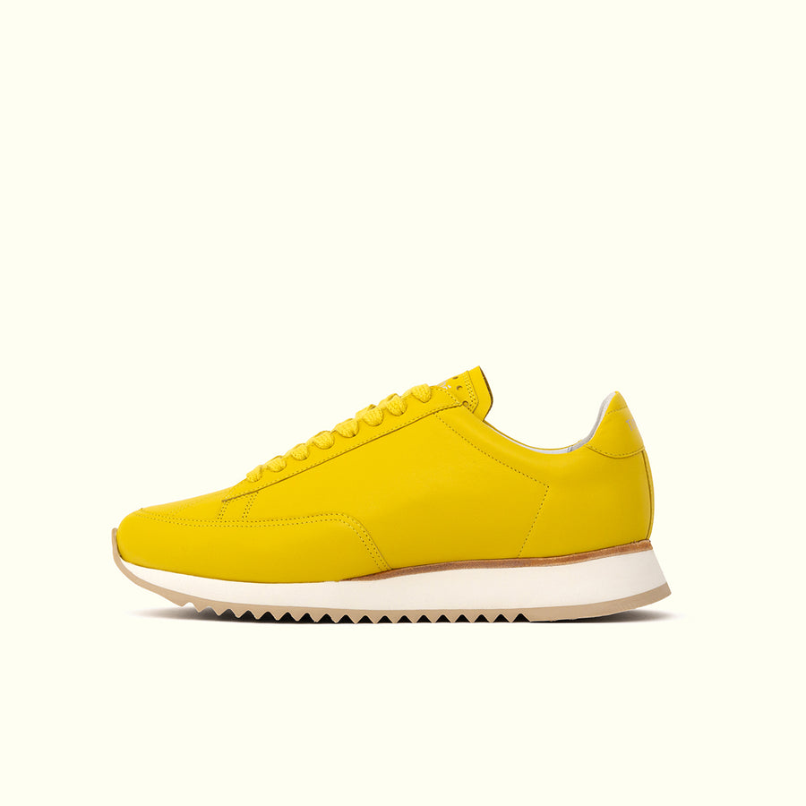 sneaker-cabourg-nappa-butter-yellow-timothee-paris-side-view-lifestyle-brand-big-size-picture-women