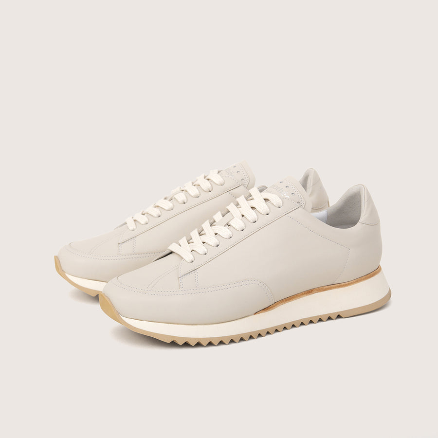 sneaker-cabourg-nappa-vanilla-color-timothee-paris-quarter-view-lifestyle-brand-small-size-picture