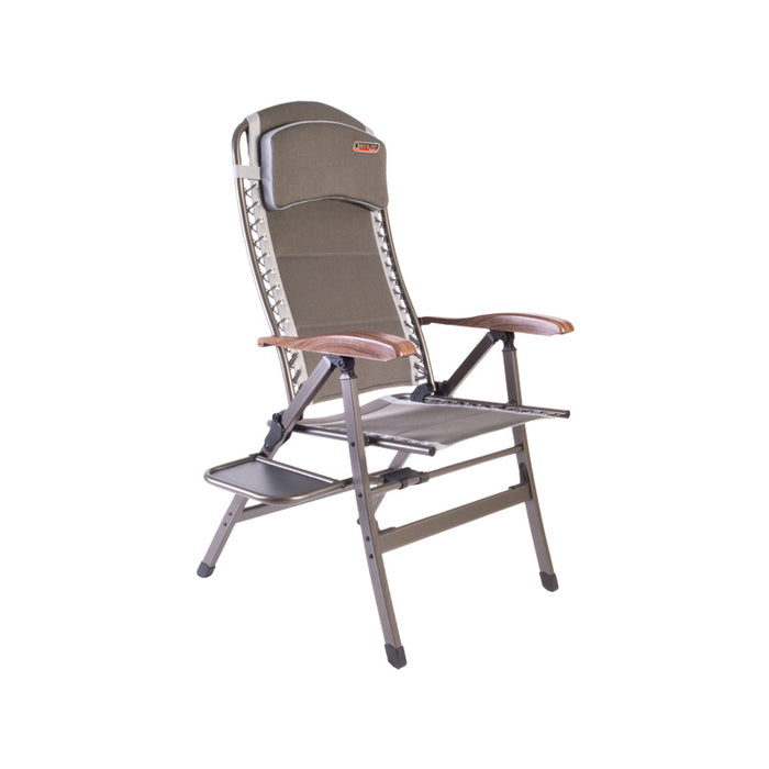 Naples Pro Comfort Chair with Side Table
