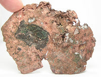 "Native Copper Nugget, Large ""Red Metal"" Mineral Specimen, Bolivia"