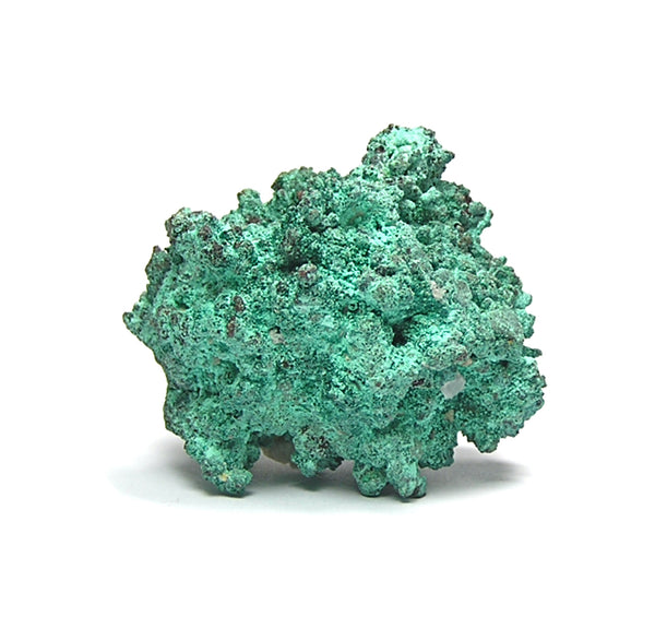 "Native Copper with Green Malachite , ""Red Metal"" Mineral Specimen,  Mexican Mines"
