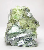 Green Talc and Magnesite Mineral Specimen, Vermont Mines