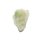 Augelite Rare Mineral nestled in Quartz Crystals Fine Specimen for the Expert Collector
