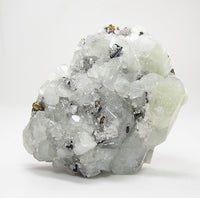 Datolite Crystal Cluster Aqua Green Mexican Mineral Specimen for the Expert Collector