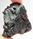 Garnet Crystal Red Spessartine Natural Gemstone Crystal Fine Mineral Specimen