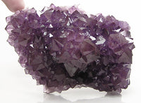 Amethyst Thunder Bay,  with Hematite Inclusions, Large Rock Crystal Cluster