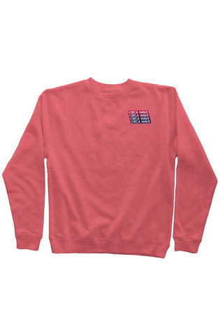 CIRCA WAVE Sweaters Embroidery