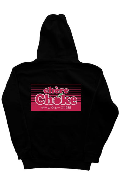 Chere Choke x Cherry Coke Embroidered Hoodie