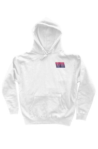 Circa Wave Embroidered HoodieTag