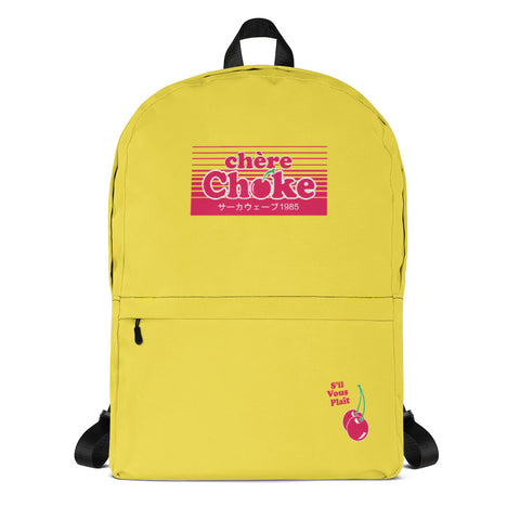 Chere Choke X Cherry Coke Backpack