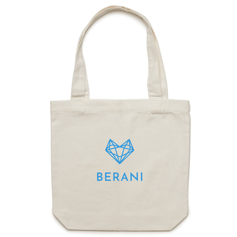 Tote Bag - Berani Music & Apparel